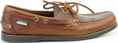 Sebago Portland Waxed 70000 GO Brown Gum